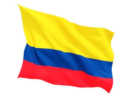 Imágenes de la bandera de Colombia