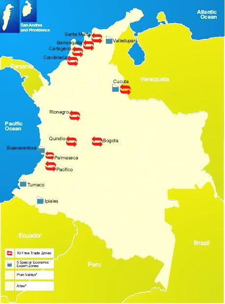 Aeropuertos de Colombia