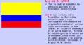 Características de la bandera de Colombia