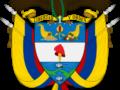 Escudo actual de Colombia