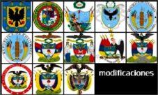 Historia del escudo de Colombia