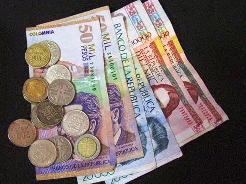 Cuál es la moneda de Colombia
