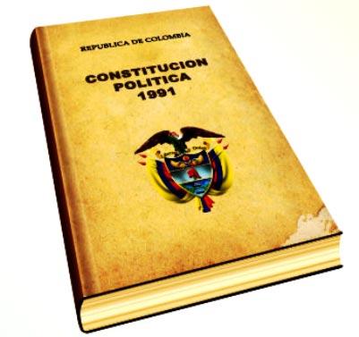 Para qué sirve la constitución política de Colombia