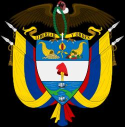 Reseña histórica del escudo de Colombia